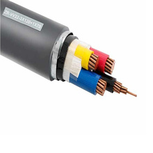 FR Cu/PVC/STA/PVC Electrical Power Cables