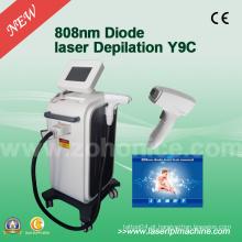 Y9c Sapphire sistema de resfriamento diodo máquina de depilação a laser