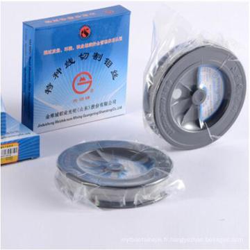 JDC marque guangming haute qualité 0.18mm edm molybdène fil pour la coupe
