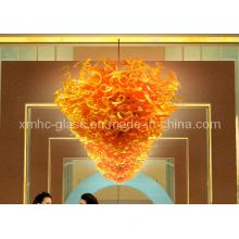 Art Glass Decorative Chandelier Pendant Lamp