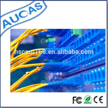 Factory price good sale 24 port cat5e patch panel