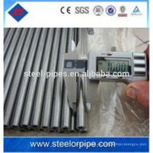 Buen tubo de acero de diámetro pequeño extraído en frío fabricado en China