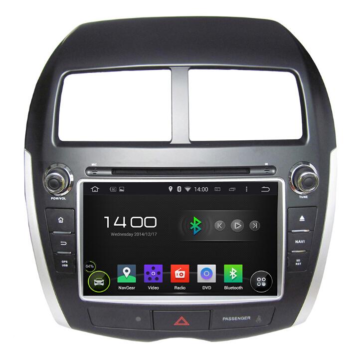 Car Audio Player For Mitsubishi ASX 2010-2012