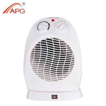 Factory Outlets for Portable Electric PTC Fan Heater Electric Portable Fan Heater Radiator Fan export to Finland Exporter