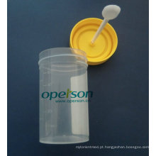Recipiente de Urina Descartável com Ce Aprovado