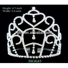 Long lifetime factory directly tiara crown