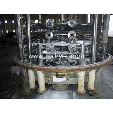 Continuous Disc Drying Machine