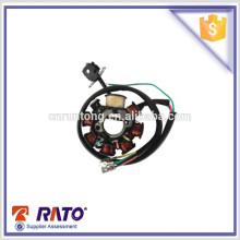 Pour les pièces de moto CG125, l'ensemble bobine stator magnétique