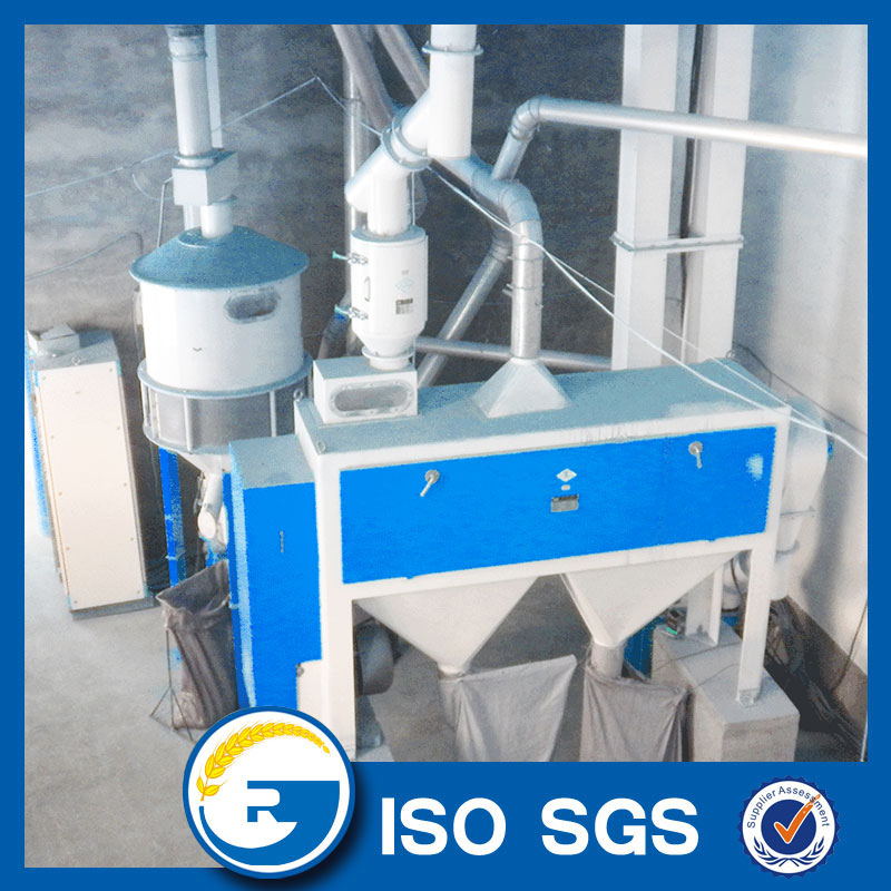 Wheat Roller Mill Machine