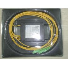 Divisor óptico fusionado 1 * 3 con conector Sc / APC