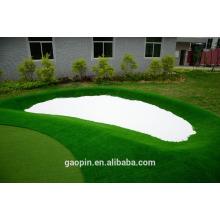 Nouveau design vert bon marché de golf, gazon artificiel de golf pour le projet vert