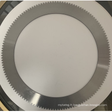 Disques de plaque de friction d'embrayage de direction de pièces d'excavatrice A94693