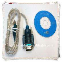 Кабель USB-DB 9, последовательный порт RS232 для кабеля USB DB9