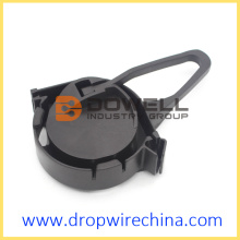 Fiber Optic Drop Wire Clamp