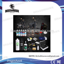 Factory Price Professional Tattoo Kits 2 Machines de tatouage