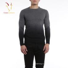 Мужчины экипажа шеи Кашемировый Рыбак вязать свитер,Вязание мужские свитера