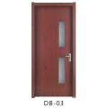 Indian Main Doors Designs Surface Finishing Interior WPC Doors
