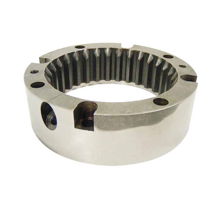 Factory Billet Machined Steel Straight Internal Gear