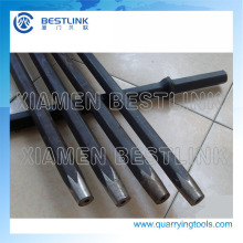 7 and 11 Degree Drill Stem for Rock Drill