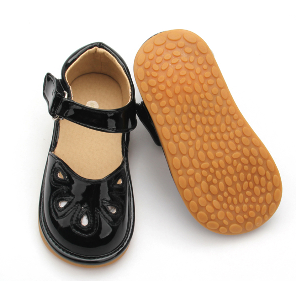 Wholesales Unisex Hard Sole Baby Squeaky Shoes