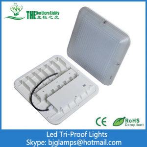 40W AL Tri-proof LED Lighting IP65 Waterproof