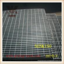 Rejilla galvanizada estándar de acero liso