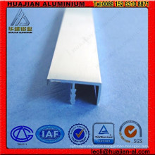 Anodized&Sandblasting Aluminum Profile for furniture