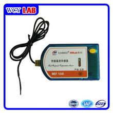 USB-Port ohne Bildschirm Schneller Temperatursensor im Digitalen Labor