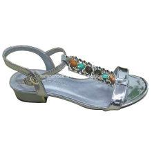 2016 Nouveau Style Été Haute Qualité Diamant Femmes Chaussures Sandales