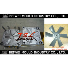 Custom Plastic Auto Fan Blade Mold