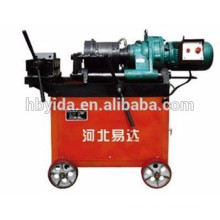 Automatic rebar taper thread rolling machine for civil engineering