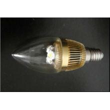E14 3w Solartee-Lichtkerze 110v 220v 90-240v epistar