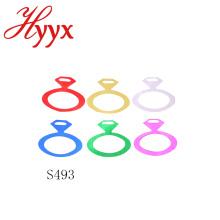 HYYX Best Sale Nuevo confeti de plástico personalizado