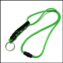 Hochwertige Custom Braided Strick Lanyards