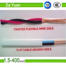 H05VV-F / H03VV-F Cable aislado flexible de PVC