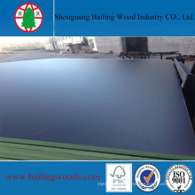 Black Walnut Melamine Hmr MDF Board