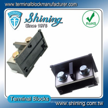 ТЭ-400 рейку Тип соединения / сочленения 600В 400 Ампер шкафа Разъем провода