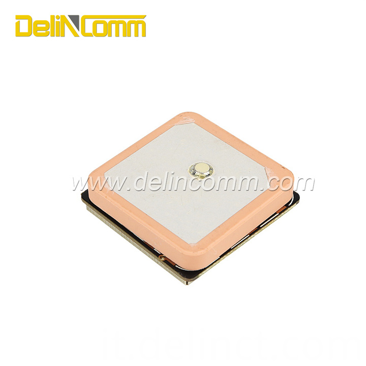 GPS antenna module front
