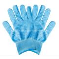 PVC Dotted Glove, China Fabricación