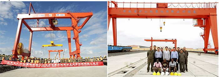 gantry crane after sales service