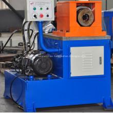 C-Types E-Types IO-Types máquina de trabajo de extremo de tubo de conformador final