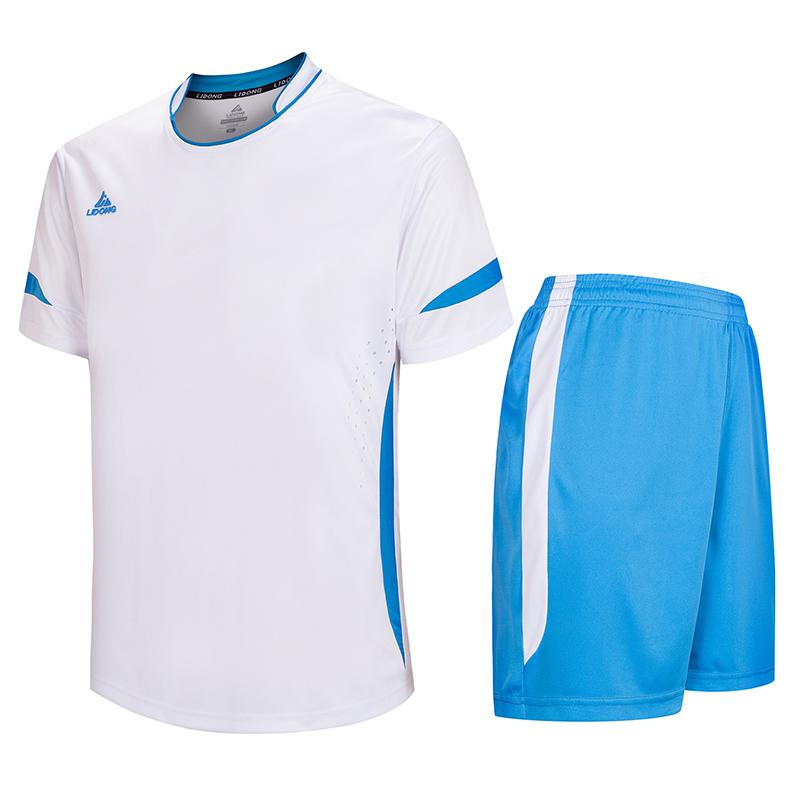 wholesale heat printing football uniforms for teams soccer set