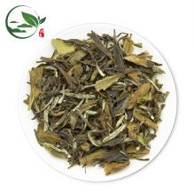 Feuilles de thé blanches de pivoine blanche standard de BaiMuDan de ressort blanc impérial de l'UE
