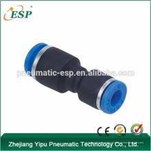 China redutor de tubulação ESP reta encaixe conectores de encaixe de tubulação de pg pg 08-06