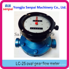 LC-25 Oval Gear Flow Meter