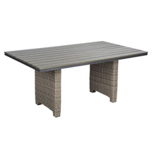 Patio Set Rattan Wicker Garden Outdoor Furniture Table
