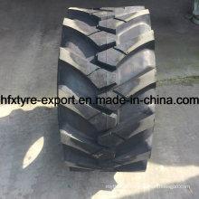 fora da estrada do pneu 18-19,5 445/70r19.5 pneus de máquina de pulverização de óleo, pneu de OTR com melhor qualidade