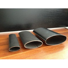 201 Grado Tubo de acero inoxidable (tubo ovalado)