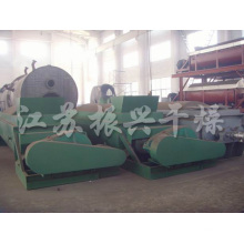 Máquina de secar a secagem de secador de pá Hollow série Jyg