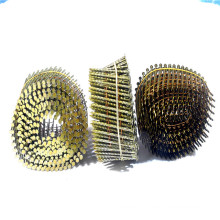 Galvanized or painted  coil roofing nails for pallets